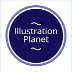 illustration planet