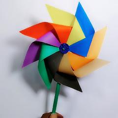Colors Paper Craft