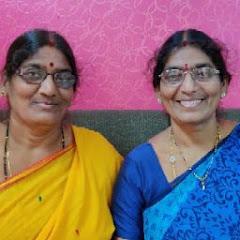 Peravali Sisters The Telugu Vloggers
