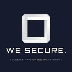WE SECURE.