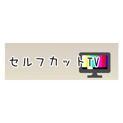 Self cut TV