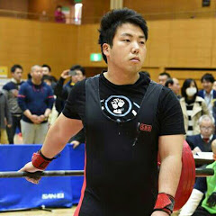 93kg級パワーリフターハリー
