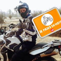 De Paseo En Moto
