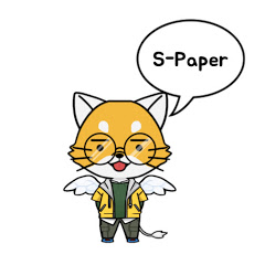 S-paper channel