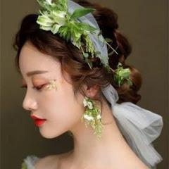 漂亮的新娘