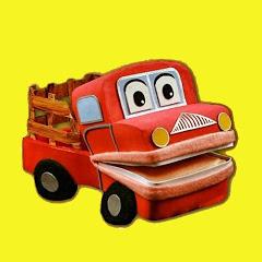 Barney El Camion - Canciones Infantiles