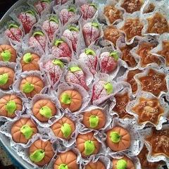 حلويات وردة warda