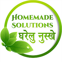 Homemade solutions