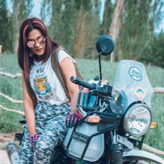 RiderGirl Vishakha