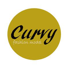 Curvy Fashion Model