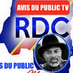 AVIS DU PUBLIC TV NEWS