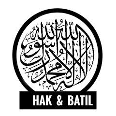 HAK & BATIL