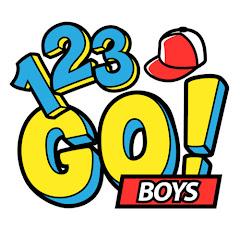 123 GO! BOYS