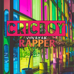 CRICBOY RAPPER