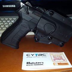 Armas de fuego Colombia