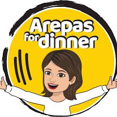 Arepas for Dinner