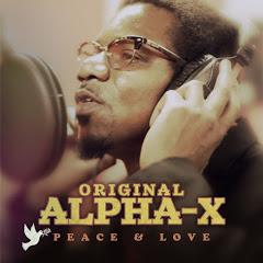 Original ALPHA X - I RAY