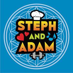 Steph and Adam