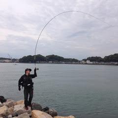 高知県の釣り師まっつん