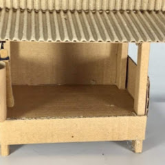 santri tutorial kardus bekas