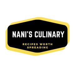 Nani's Culinary