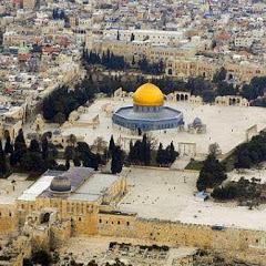 مِن المسجد الأقصٰى والأرض المقدَّسة!
