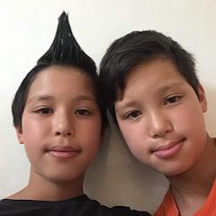 미국 한국 혼혈 쌍둥이