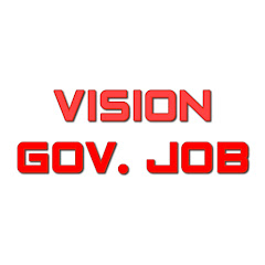 VISION GOVERNMENT JOB