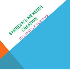 Shereen's Mehendi Creation