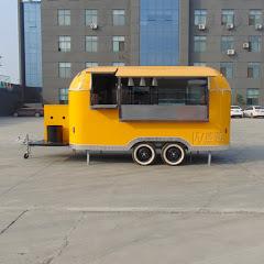 Wecare Food Trucks Trailers Carts