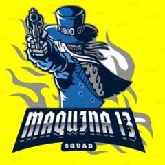 MAQUINA 13