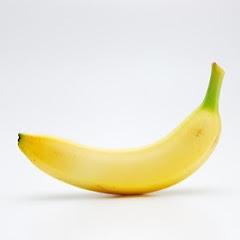 皮ごとバナナ