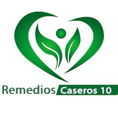 Remedios Caseros 10