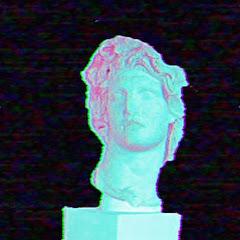 Helios the vaporwave elf