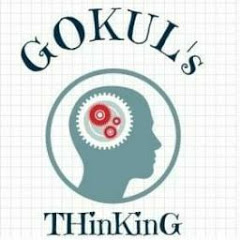 GOKUL's THinKinG