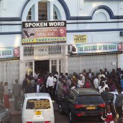 Spoken Word Fellowship Bulawayo Zimbabwe