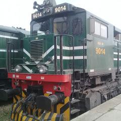 We Love Pakistan Railways