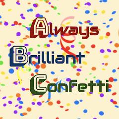 Always Brilliant Confetti
