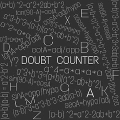 Doubt Counter