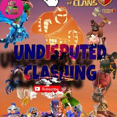 UNDISPUTED CLASHING