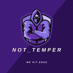 NoT_ TeMPeR