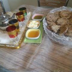 المطبخ الصحي التقليدي مع khadija