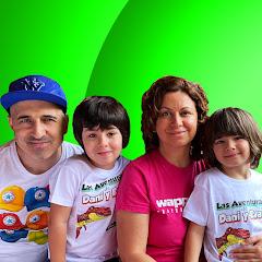 La Familia de Dani y Evan