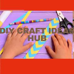 DIY Craft Ideas Hub