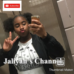 Jaliyah's Channel