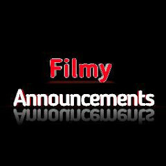 Filmy Announcements
