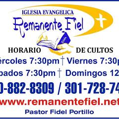 Iglesia Evangélica Remanente Fiel