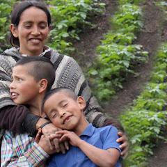 Nubia e hijos
