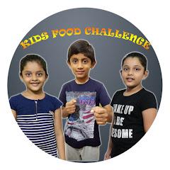 Kids Food Challenge