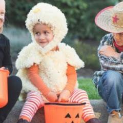 Halloween English training
